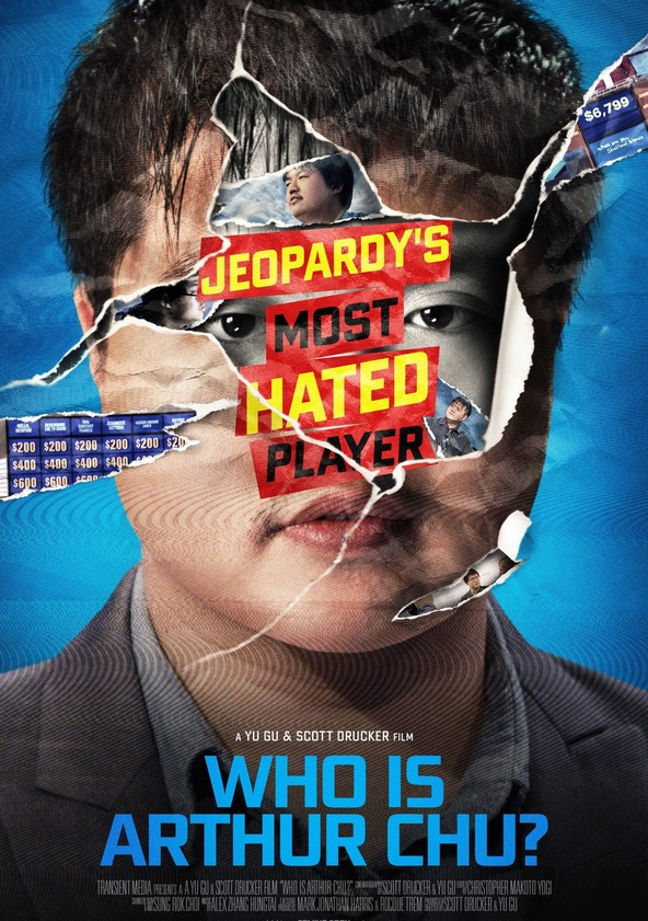 Who is Arthur Chu? poster