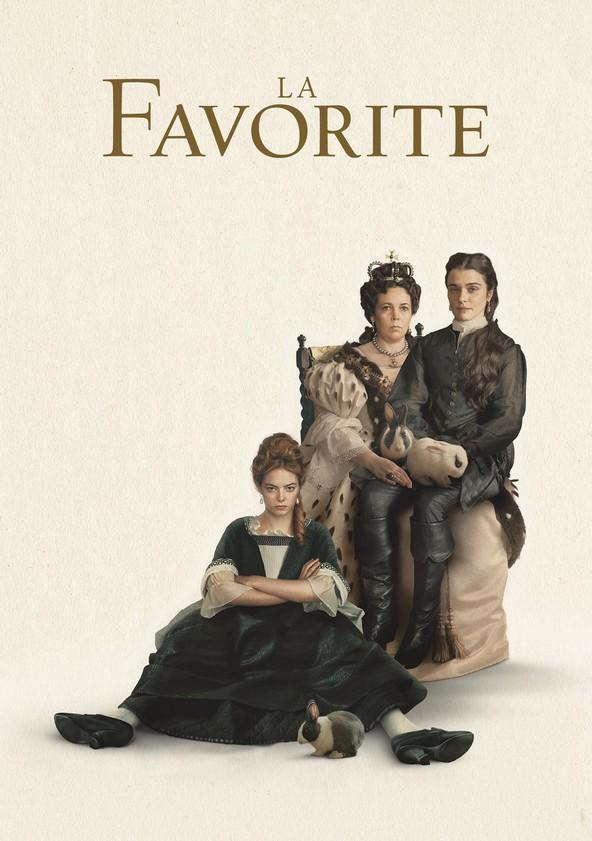 La Favorite poster