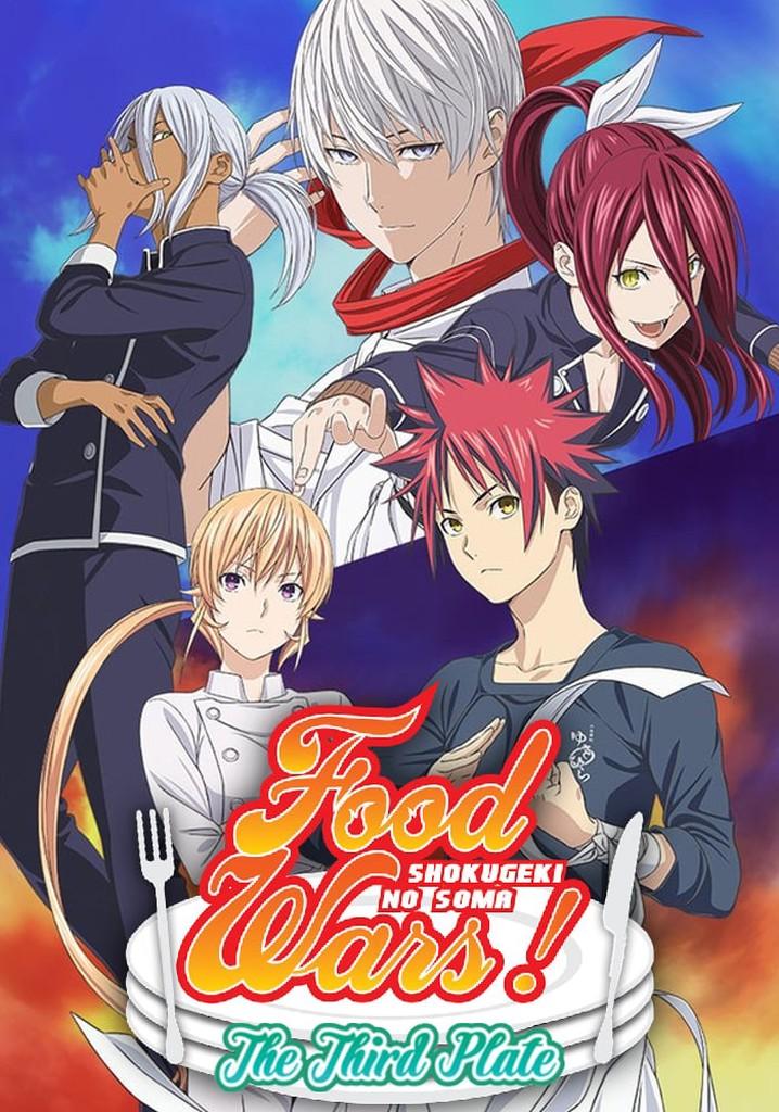 Food Wars! Shokugeki no Soma