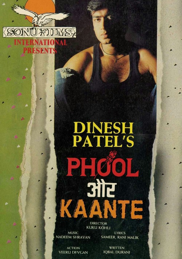Phool Aur Kaante Streaming Where To Watch Online