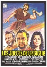 Los jueces de la Biblia (Gedeón y Sansón)
