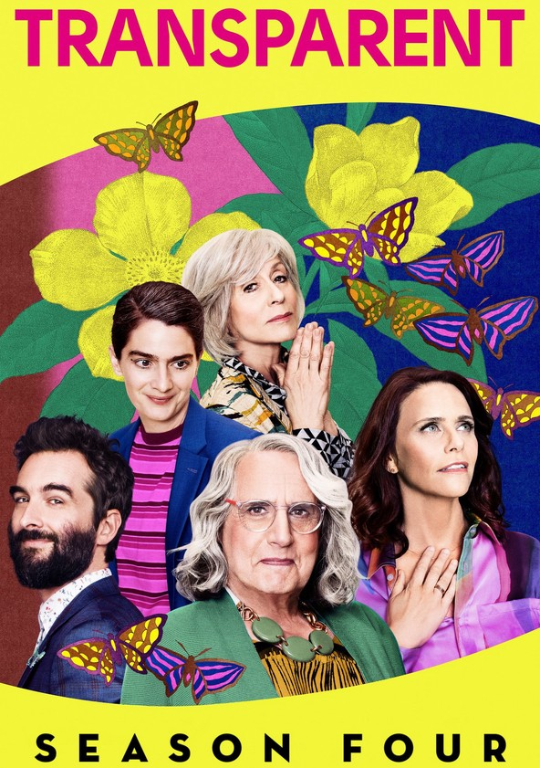 Transparent Season 4 poster