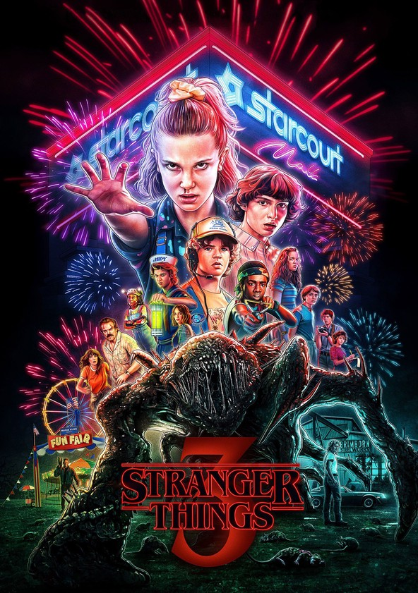 Stranger Things 3