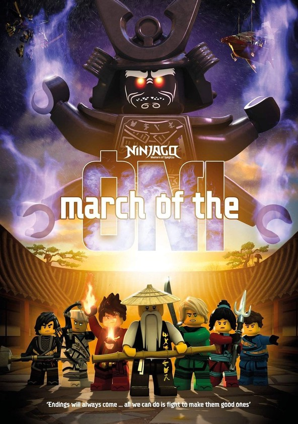 March of the Oni