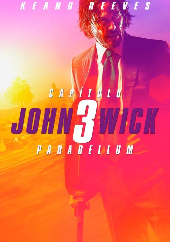 John Wick 3: Parabellum poster