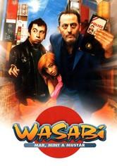 Wasabi - Mar, mint a mustár