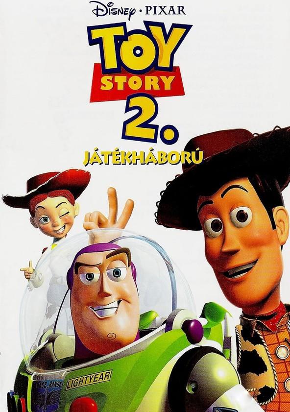 Toy Story - Játékháború 2.