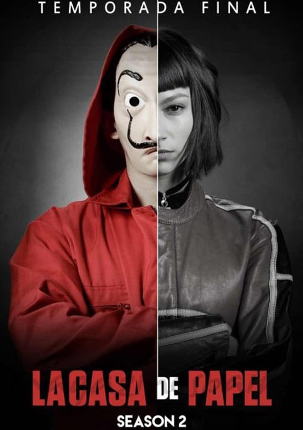 Money Heist Season 1 - watch full episodes streaming online