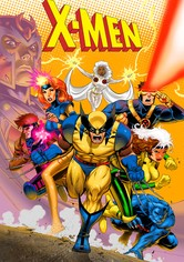 X Men, La Serie Animada
