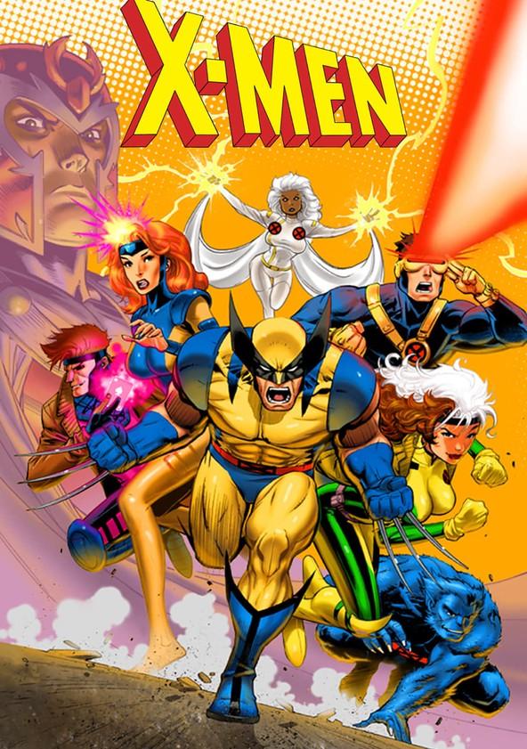 X Men, La Serie Animada