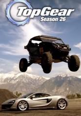 Top Gear Season 26