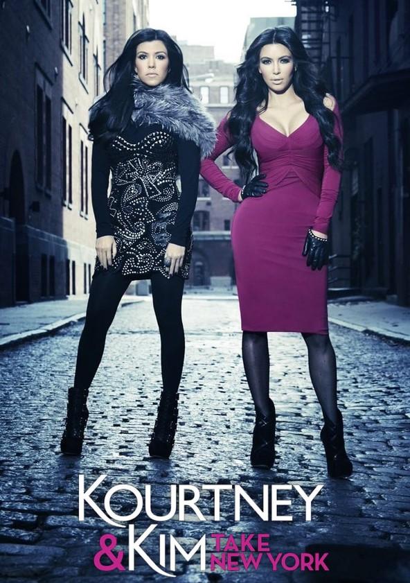 Kourtney and Kim Take New York