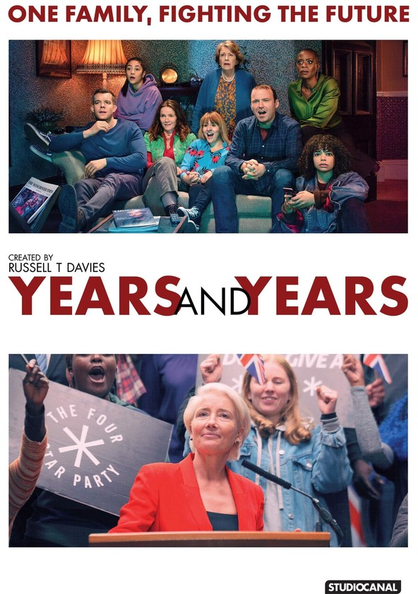 Years and Years Miniseries poster
