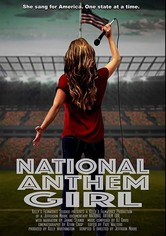 National Anthem Girl
