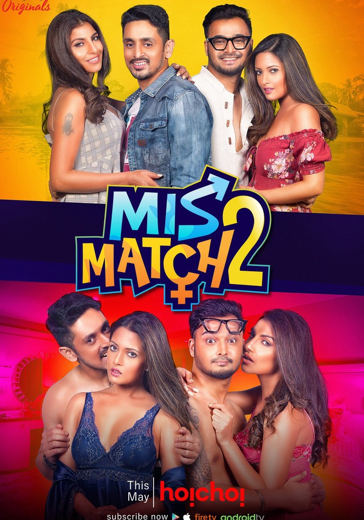 Download [18+] Mismatch (2019) Season 2 Hindi Complete Hoichoi WEB Series 480p