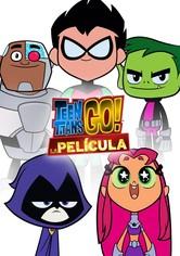 Teen Titans Go! La película