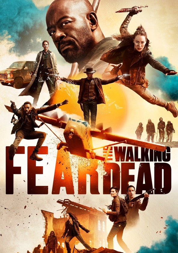 Fear The Walking Dead Season 3 Watch Episodes Streaming Online