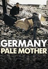 Allemagne, mère blafarde