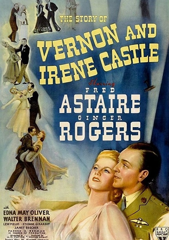 The Story of Vernon and Irene Castle