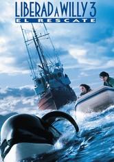 Liberad a Willy 3: El rescate