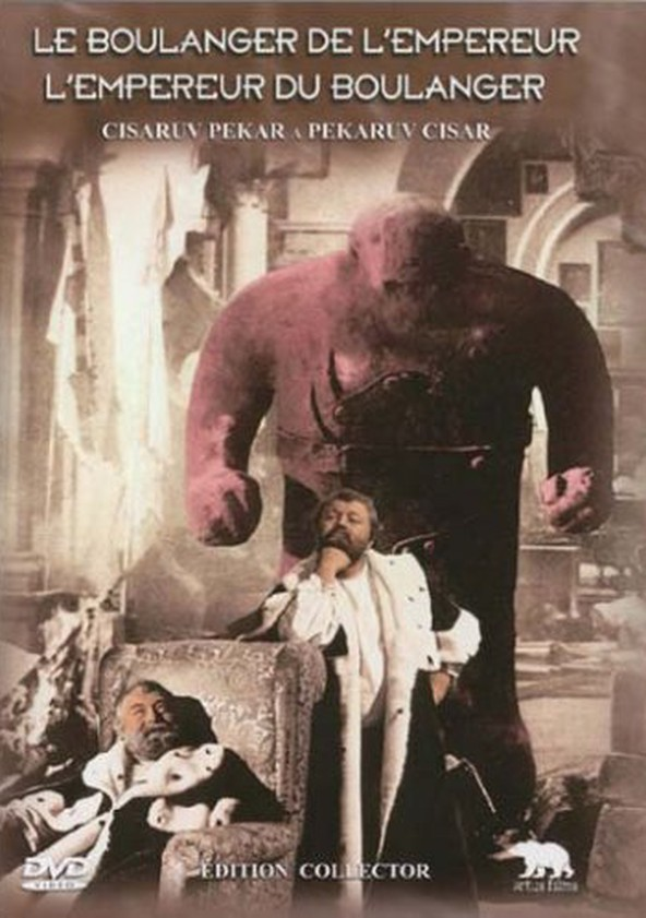 The Emperor and the Golem