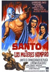 Santo vs. the Vampire Women