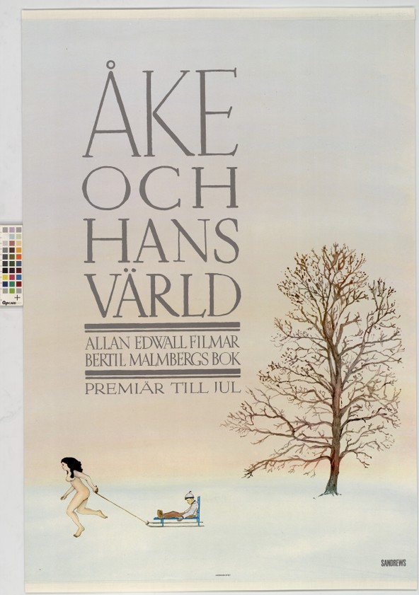 Åke and His World
