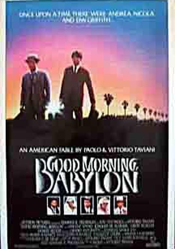 Good Morning, Babilonia