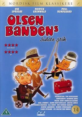 The Olsen Gang's Last Trick