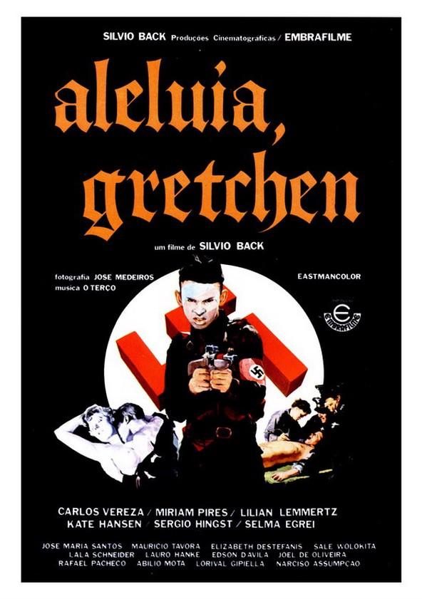 Resultado de imagem para ALELUIA GRETCHEN filme