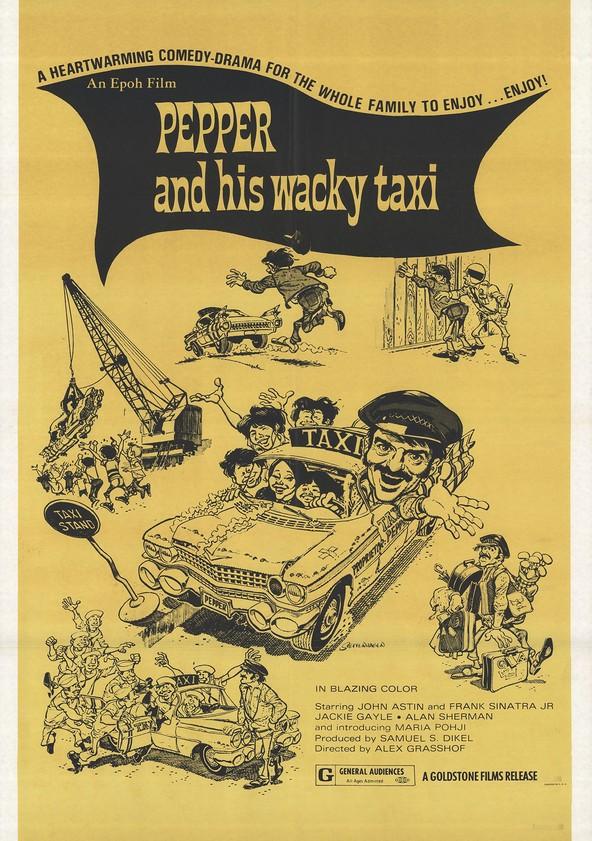 Wacky Taxi