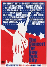 The Concert for New York City