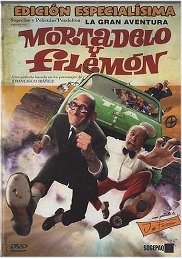 Mortadelo & Filemon: The Big Adventure