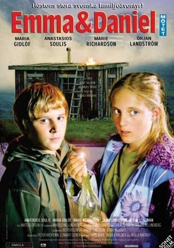 Emma och Daniel - Mötet
