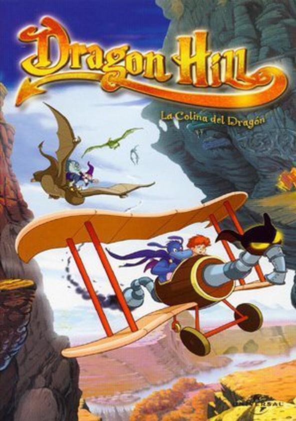 Dragon Hill - La Colline du dragon - Dessin animé S592