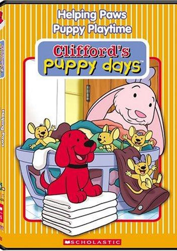 Clifford's Puppy Days