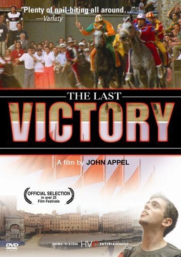 La dernière victoire