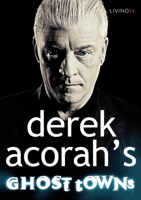 Derek Acorah's Ghost Towns