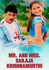 Mr. & Mrs. Sailaja Krishna Murthy