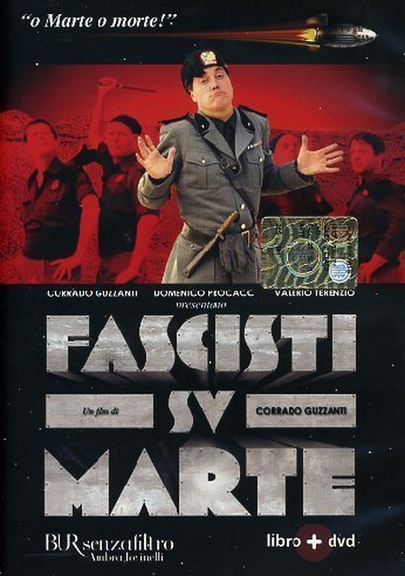 Fascists on Mars
