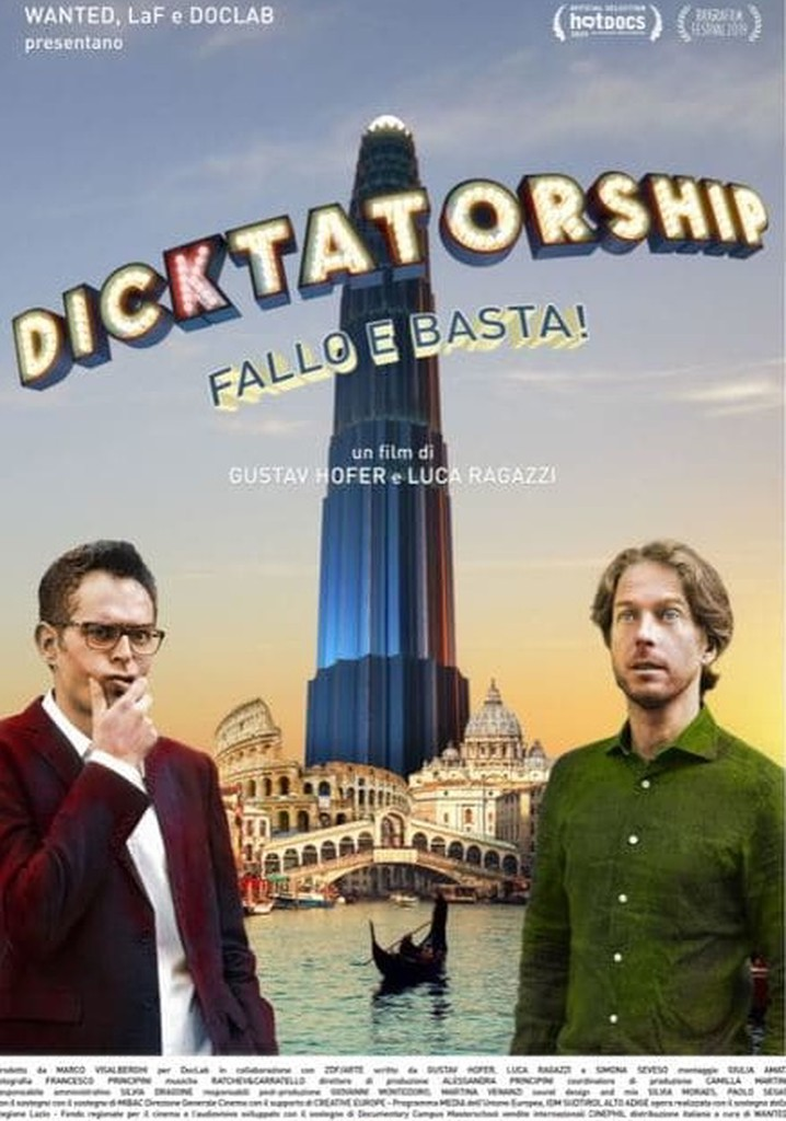 Dicktatorship - Machos made in Italy