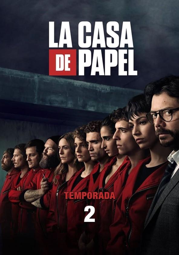 La Casa De Papel Temporada 2 Ver Todos Los Episodios Online