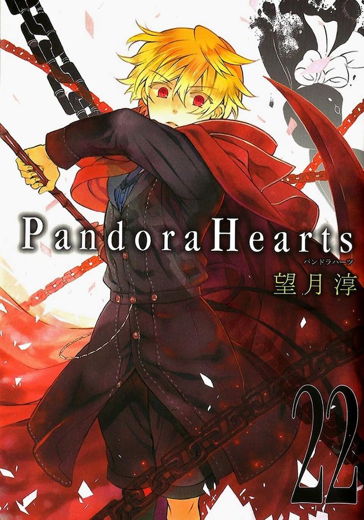 Pandora Hearts - streaming tv show online