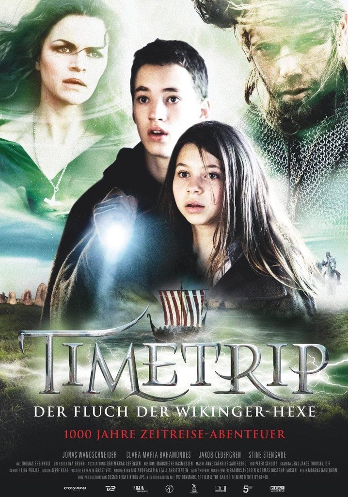 Timetrip: The Curse of the Viking Witch