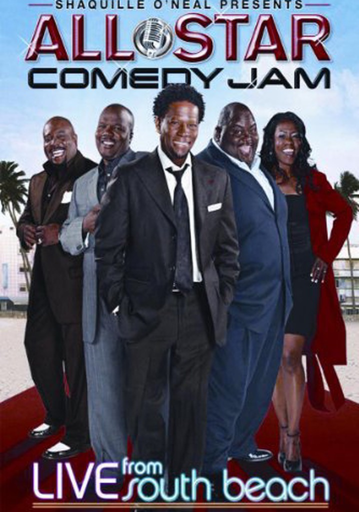 All Star Comedy Jam: Live from South Beach