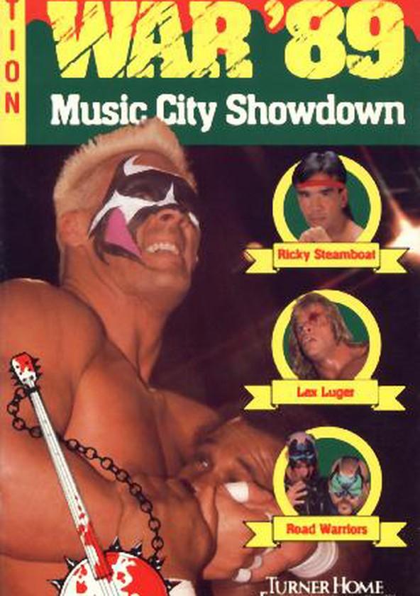 NWA WrestleWar 1989