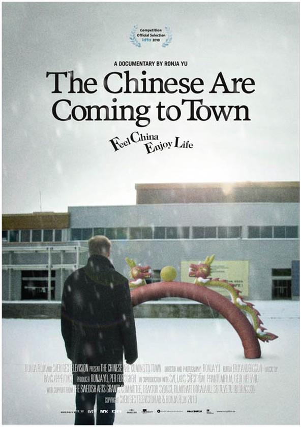 Kineserna Kommer