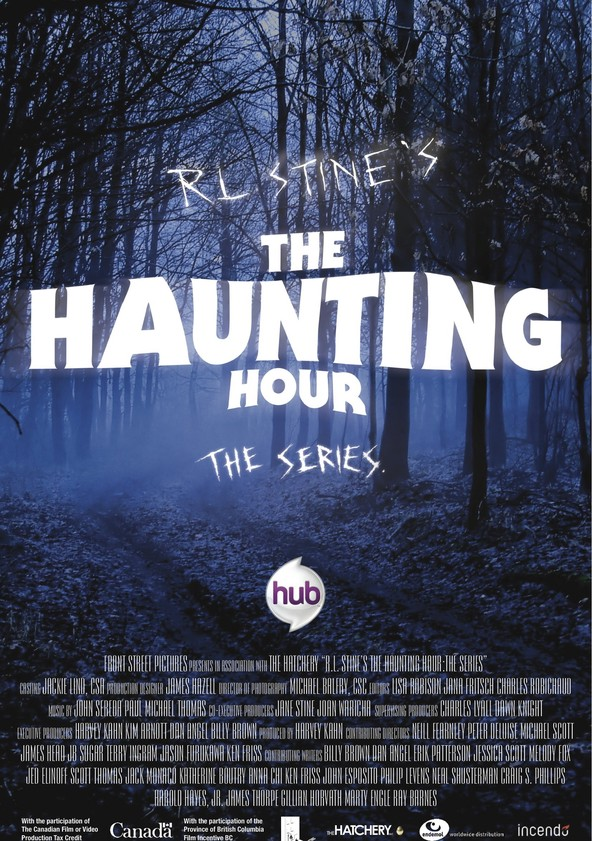 The Haunting Hour: La Serie