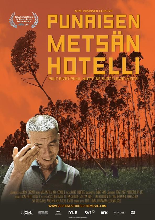 Punaisen metsän hotelli