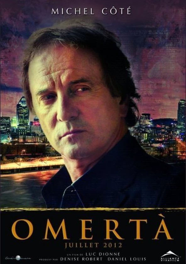 Omertà - movie: where to watch streaming online